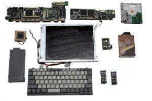 パソコンの部品